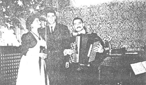 Nada Mamula i Zaim Imamović